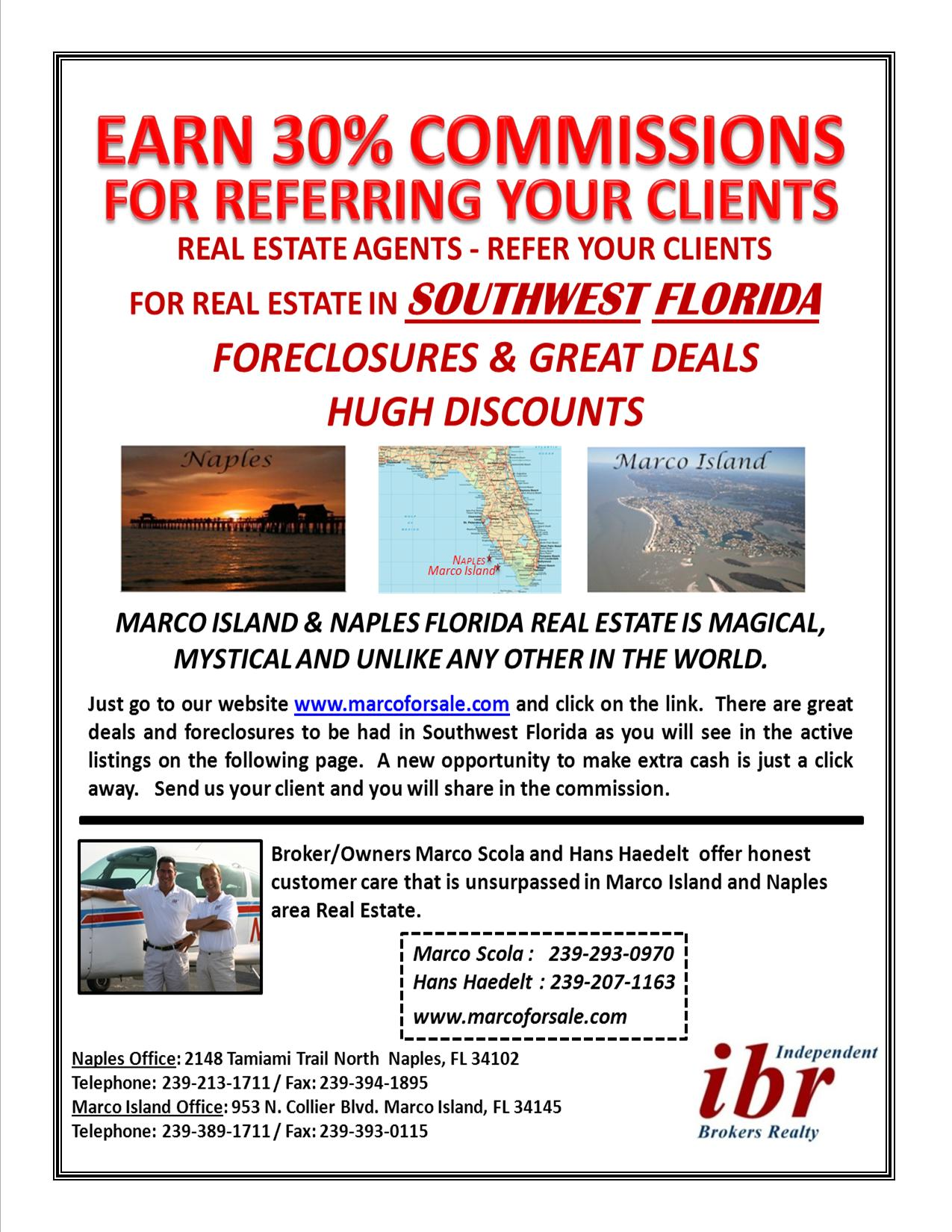 Celebrity homes in marco island