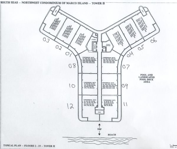 South Seas Typical Floor Plan 1 4
